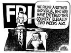Mike Peters  Mike Peters' Editorial Cartoons 2003-01-04 war on Christmas