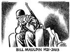 Mike Peters  Mike Peters' Editorial Cartoons 2003-01-25 acknowledge