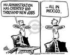 Mike Peters  Mike Peters' Editorial Cartoons 2004-01-30 abroad