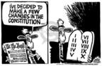 Mike Peters  Mike Peters' Editorial Cartoons 2004-02-26 alteration