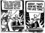 Mike Peters  Mike Peters' Editorial Cartoons 2004-03-21 democracy