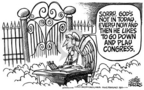 Mike Peters  Mike Peters' Editorial Cartoons 2005-03-26 Congress