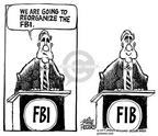 Mike Peters  Mike Peters' Editorial Cartoons 2002-06-05 Robert Mueller