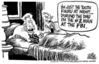 Mike Peters  Mike Peters' Editorial Cartoons 2005-06-09 FBI