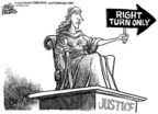 Mike Peters  Mike Peters' Editorial Cartoons 2005-07-03 Supreme Court