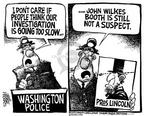 Mike Peters  Mike Peters' Editorial Cartoons 2001-07-19 assassin