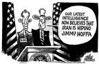 Mike Peters  Mike Peters' Editorial Cartoons 2003-07-20 distraction