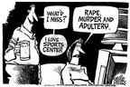 Mike Peters  Mike Peters' Editorial Cartoons 2003-07-25 journalism