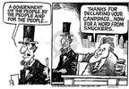 Mike Peters  Mike Peters' Editorial Cartoons 2003-08-09 California