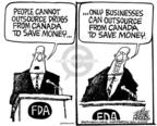 Mike Peters  Mike Peters' Editorial Cartoons 2004-08-23 abroad