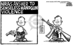 Mike Peters  Mike Peters' Editorial Cartoons 2004-09-12 ban