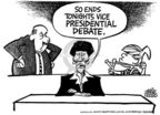 Mike Peters  Mike Peters' Editorial Cartoons 2004-10-09 2004 election