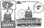 Mike Peters  Mike Peters' Editorial Cartoons 2001-10-22 House of Representatives