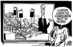 Mike Peters  Mike Peters' Editorial Cartoons 2004-10-29 2004 election