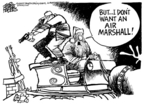 Mike Peters  Mike Peters' Editorial Cartoons 2005-12-11 war on Christmas