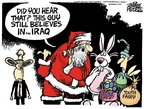 Mike Peters  Mike Peters' Editorial Cartoons 2006-12-02 claus