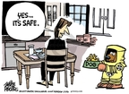 Mike Peters  Mike Peters' Editorial Cartoons 2007-04-01 protection