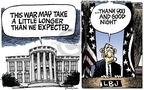 Mike Peters  Mike Peters' Editorial Cartoons 2007-06-22 Lyndon Baines Johnson