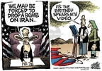 Mike Peters  Mike Peters' Editorial Cartoons 2007-09-13 Iran