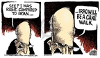 Mike Peters  Mike Peters' Editorial Cartoons 2007-10-23 Iran