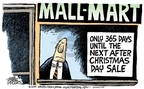 Mike Peters  Mike Peters' Editorial Cartoons 2007-12-28 Christmas