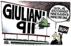 Mike Peters  Mike Peters' Editorial Cartoons 2008-01-30 Rudy Giuliani