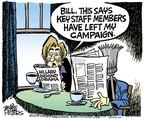 Mike Peters  Mike Peters' Editorial Cartoons 2008-02-14 Kevin