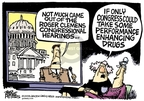 Mike Peters  Mike Peters' Editorial Cartoons 2008-02-15 ban