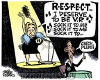 Mike Peters  Mike Peters' Editorial Cartoons 2008-06-05 Aretha Franklin
