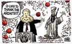 Mike Peters  Mike Peters' Editorial Cartoons 2008-06-24 John McCain