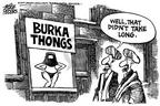 Mike Peters  Mike Peters' Editorial Cartoons 2001-11-16 rights of women