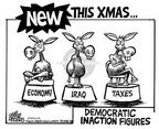 Mike Peters  Mike Peters' Editorial Cartoons 2002-11-21 Christmas