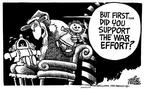 Mike Peters  Mike Peters' Editorial Cartoons 2003-12-13 Christmas