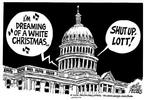Mike Peters  Mike Peters' Editorial Cartoons 2002-12-15 Christmas