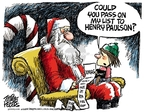 Mike Peters  Mike Peters' Editorial Cartoons 2008-11-28 claus