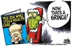 Mike Peters  Mike Peters' Editorial Cartoons 2009-12-15 Christmas