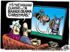 Mike Peters  Mike Peters' Editorial Cartoons 2010-12-10 kicker