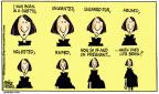 Mike Peters  Mike Peters' Editorial Cartoons 2011-04-05 rights of women