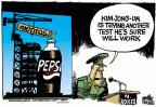 Mike Peters  Mike Peters' Editorial Cartoons 2012-04-13 Korea