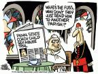 Mike Peters  Mike Peters' Editorial Cartoons 2012-06-20 political scandal