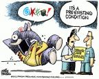 Mike Peters  Mike Peters' Editorial Cartoons 2012-06-28 Obamacare
