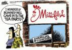 Mike Peters  Mike Peters' Editorial Cartoons 2012-08-02 Mitt Romney