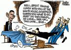 Mike Peters  Mike Peters' Editorial Cartoons 2012-11-28 Obamacare