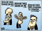 Mike Peters  Mike Peters' Editorial Cartoons 2013-03-08 2016 election Jeb Bush