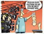Mike Peters  Mike Peters' Editorial Cartoons 2013-06-07 FBI