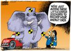 Mike Peters  Mike Peters' Editorial Cartoons 2013-10-16 government shutdown