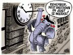 Mike Peters  Mike Peters' Editorial Cartoons 2013-10-18 government shutdown