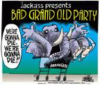Mike Peters  Mike Peters' Editorial Cartoons 2013-10-24 Obamacare