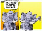 Mike Peters  Mike Peters' Editorial Cartoons 2013-11-15 Obamacare