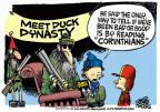 Mike Peters  Mike Peters' Editorial Cartoons 2013-12-20 claus